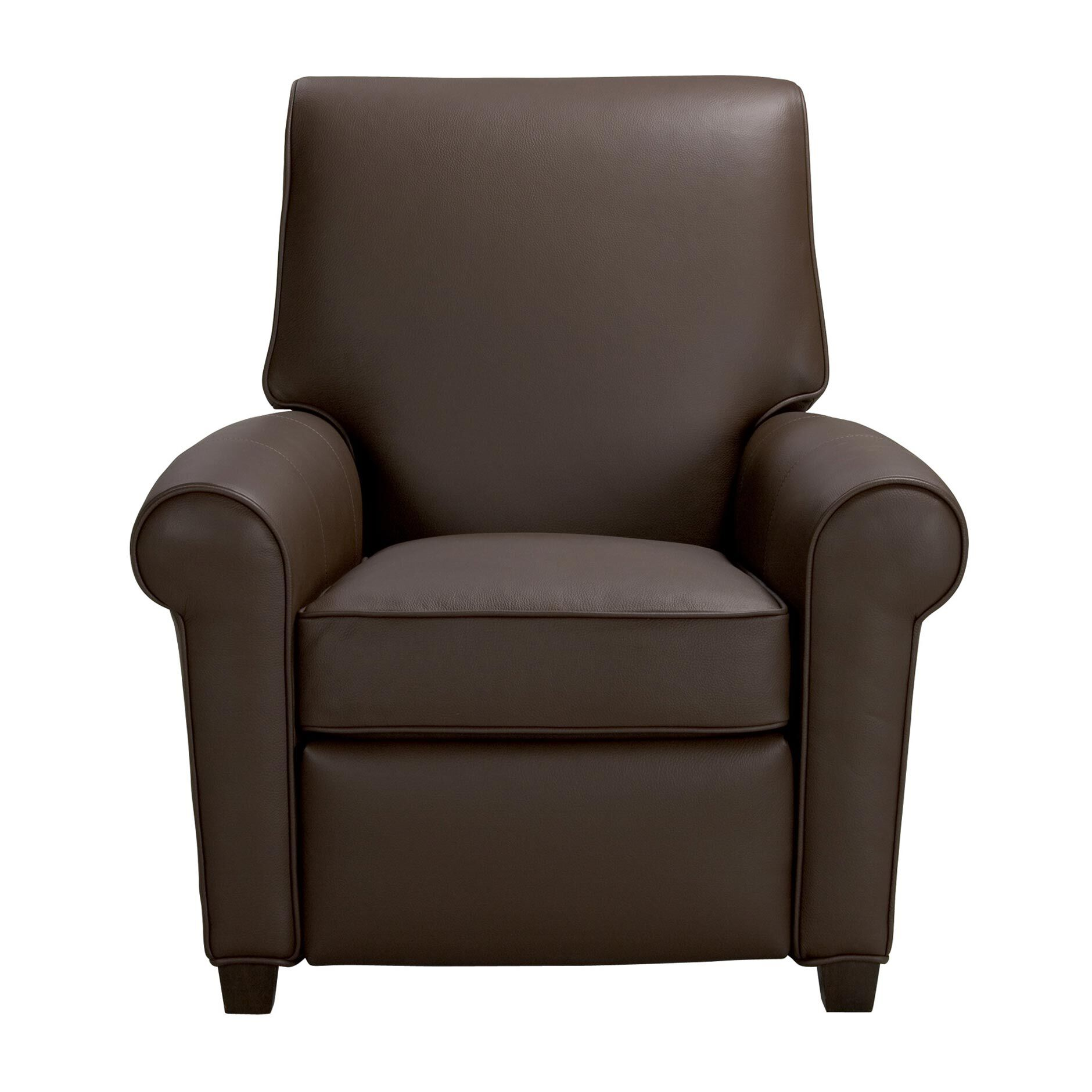 bentley leather recliner large