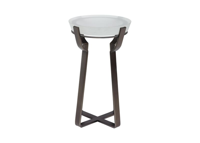 Sabina Crystal Accent Table
