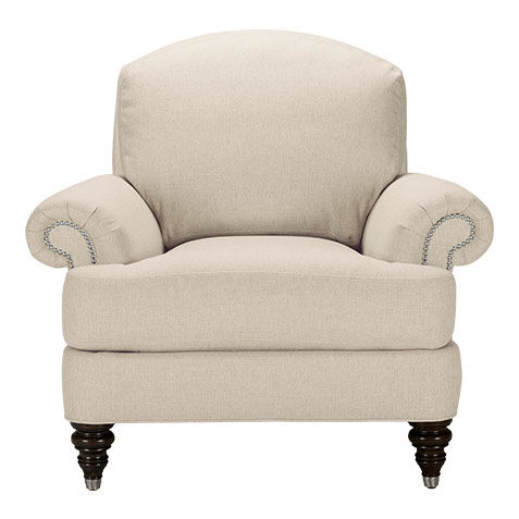 Hyde Chair Quick Ship   large  sc 1 st  Ethan Allen : chair and a half chaise lounge - Sectionals, Sofas & Couches