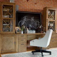 Duke Home Office. OFFICE | Desks