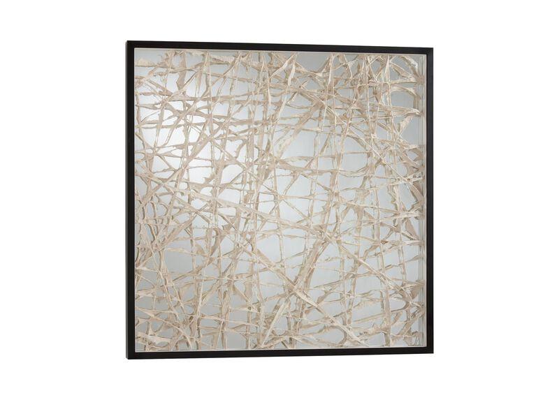 3D Web Paper Art