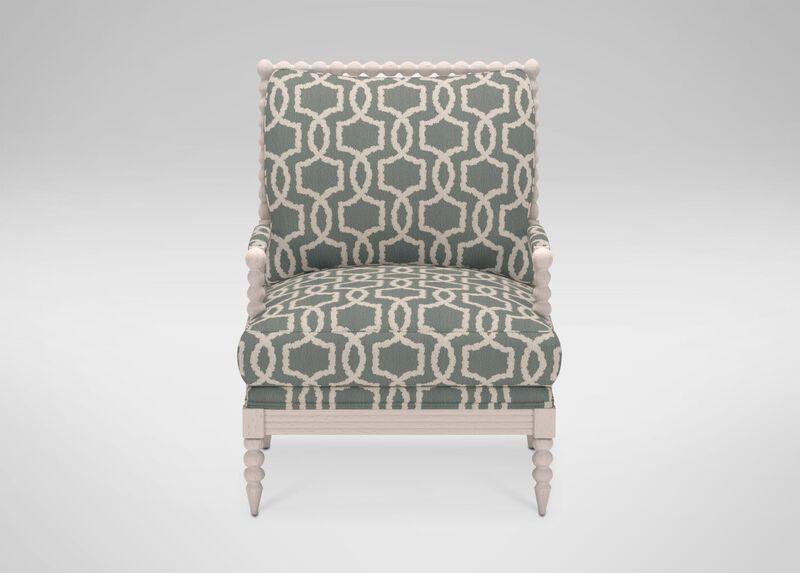 Brant Chair, Ezra Mineral at Ethan Allen in Ormond Beach, FL | Tuggl