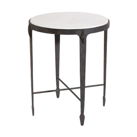 Jaca Marble Top Accent Table ,  , large