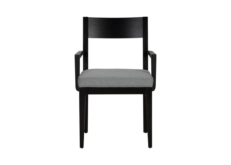 Krain Upholstered Dining Armchair