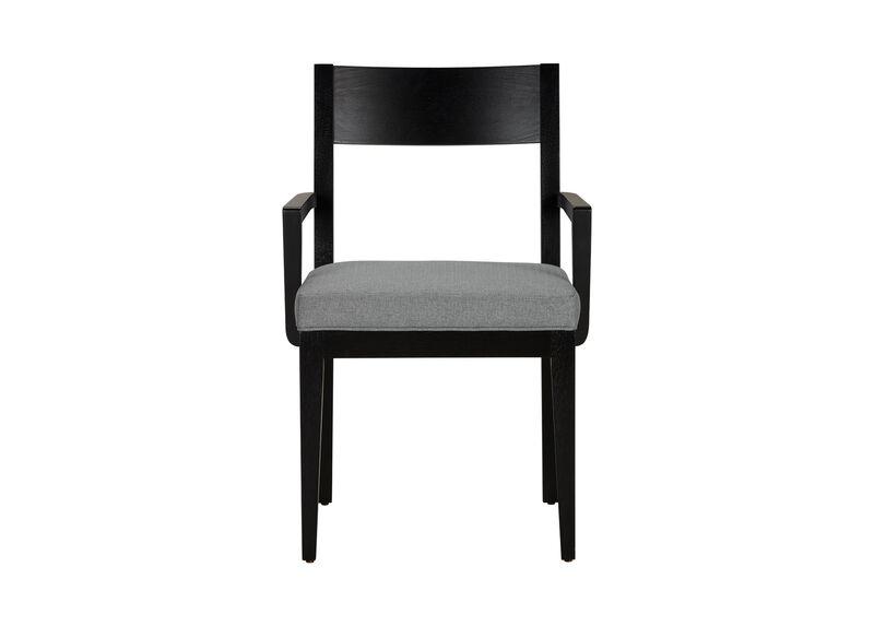 Krain Upholstered Dining Armchair