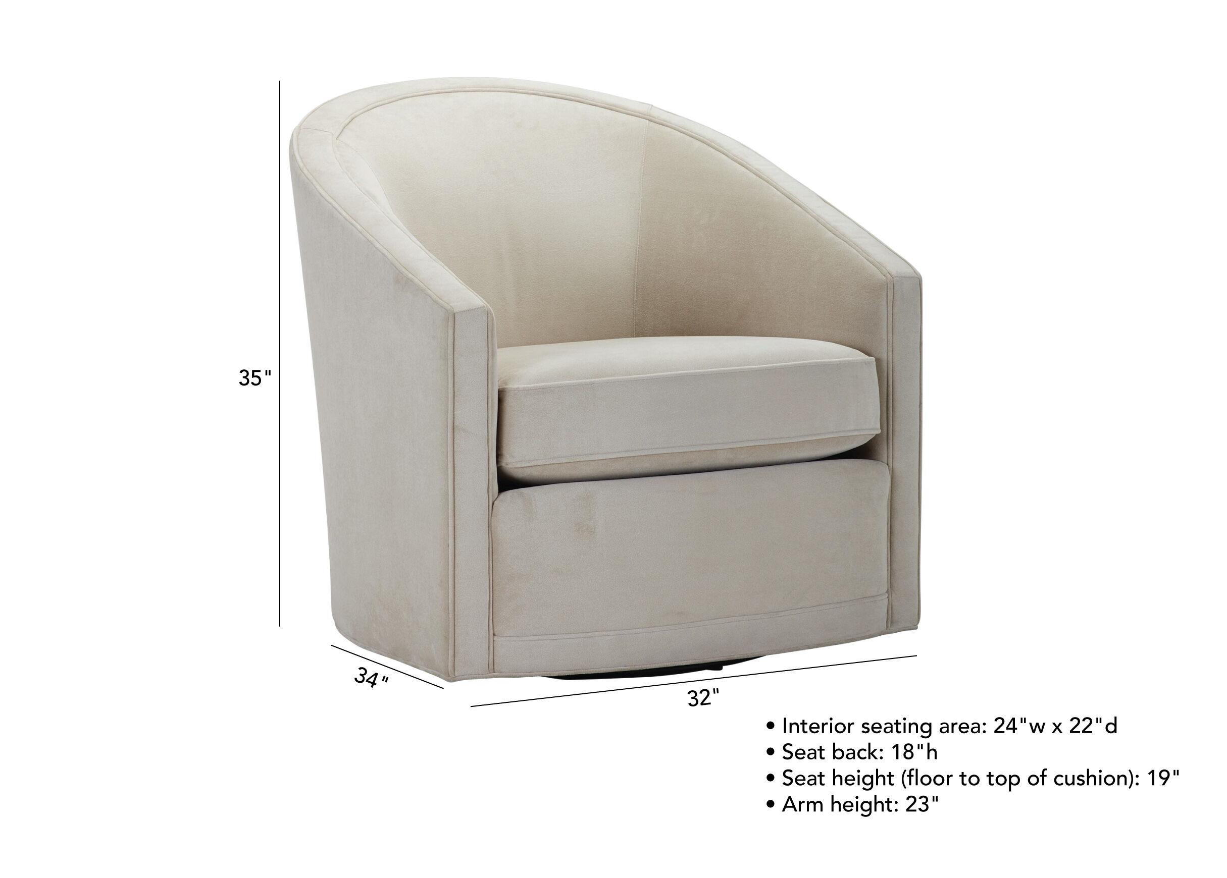 Baylee Barrel Back Swivel Chair_2