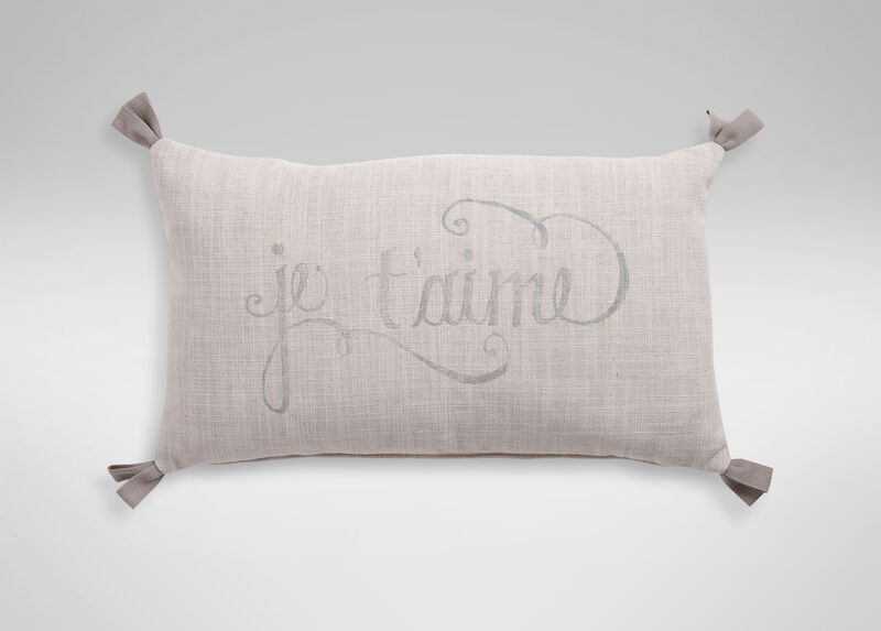 Je t'aime Pillow ,  , large_gray
