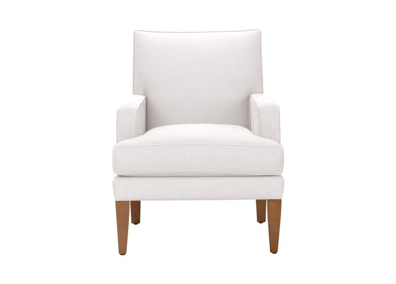 Morgan Track-Arm Chair