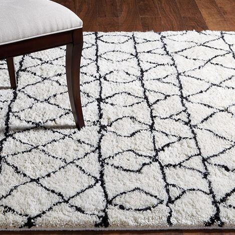 Primal Rug, Ivory/Black Product Tile Hover Image 041554