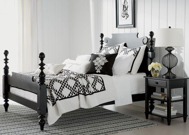 Enjoyable Quincy Bed Ethan Allen Beds Ethan Allen Andrewgaddart Wooden Chair Designs For Living Room Andrewgaddartcom