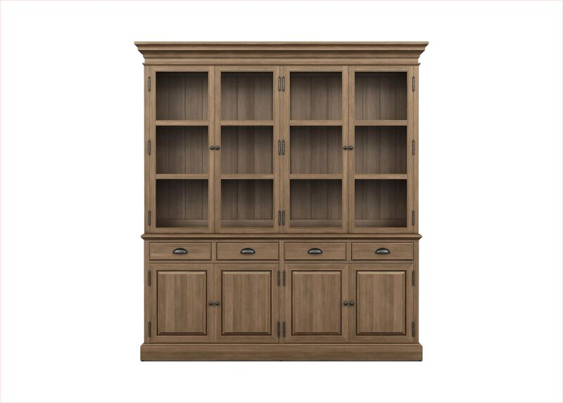 Sayville Double Cabinet