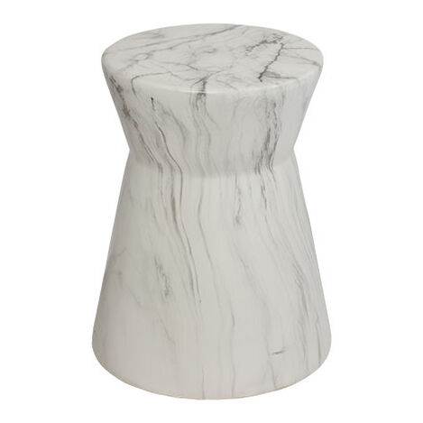 Orson Ceramic Accent Table ,  , large