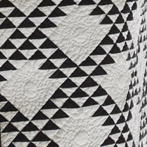 Triangle Quilt and Sham ,  , hover_image