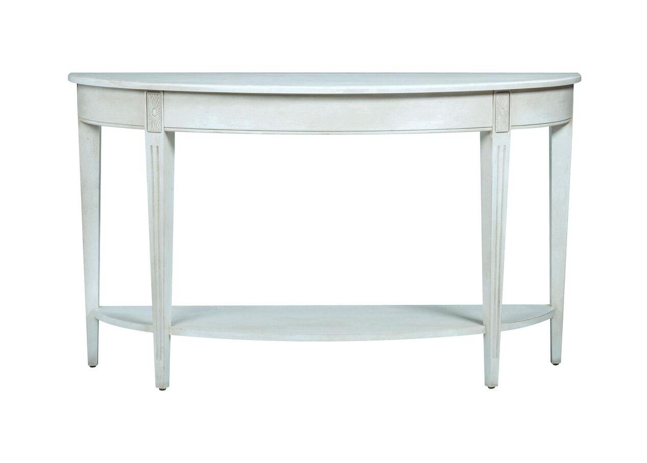 Barrow sofa table console tables ethan allen for Sofa table vs console table