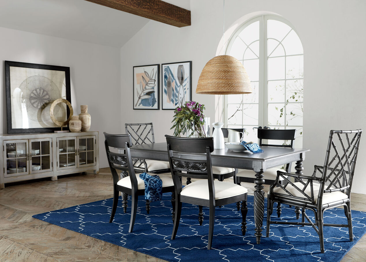 Livingston Dining Table Dining Tables Ethan Allen