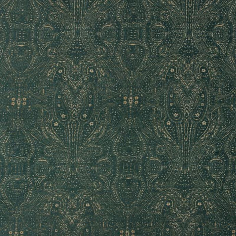 Regan Teal Fabric By the Yard ,  , large_gray
