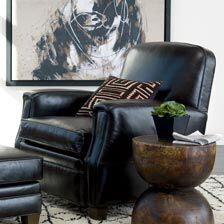 Dean Leather Chair