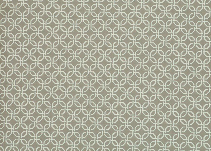 Lyle Mocha Fabric by the Yard