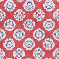Rosa Poppy Fabric By the Yard Recommended Product