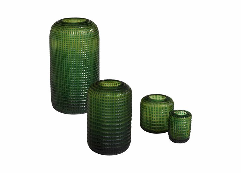 Lucira Emerald Vases ,  , large_gray