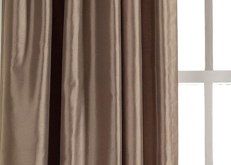 Platinum Satin Dupioni Fabric by the Yard