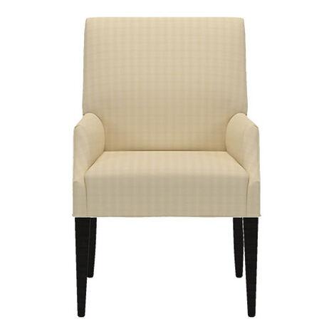 Clinton Arm Chair, Chance Cream ,  , large