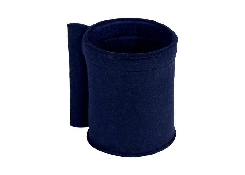 Small Fantastic Felt Holders, Set of Five