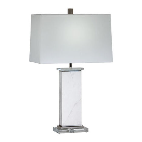 Theodore Marble Table Lamp ,  , large