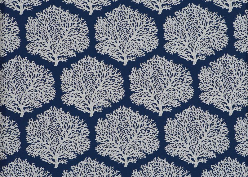 Calhoun Navy Fabric