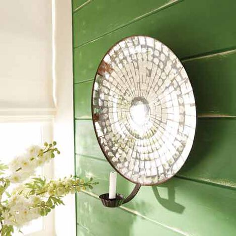 Multi Faceted Wall Sconce Product Tile Hover Image 437467