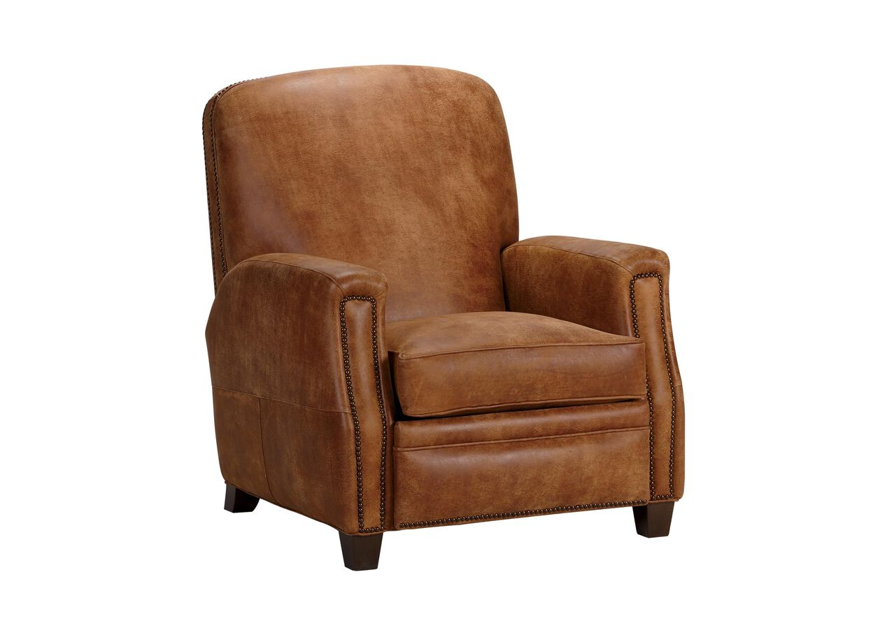 Dean Leather Recliner | Recliners | Ethan Allen