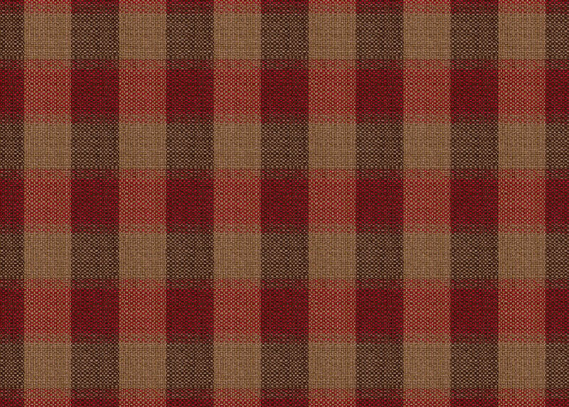 Cree Claret Fabric By the Yard