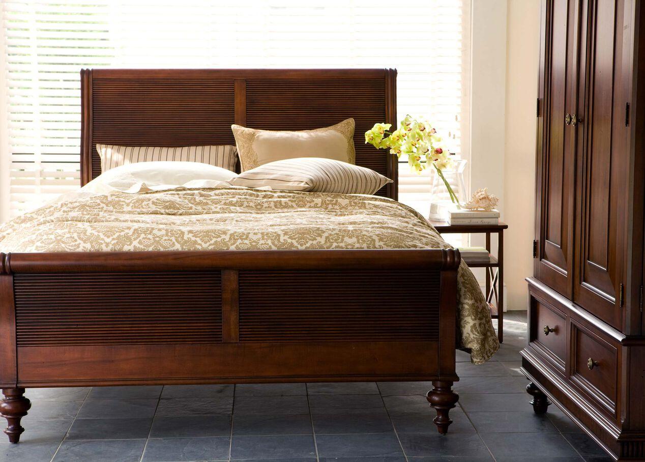 Kingston Bed Sleigh Beds Ethan Allen Ethan Allen