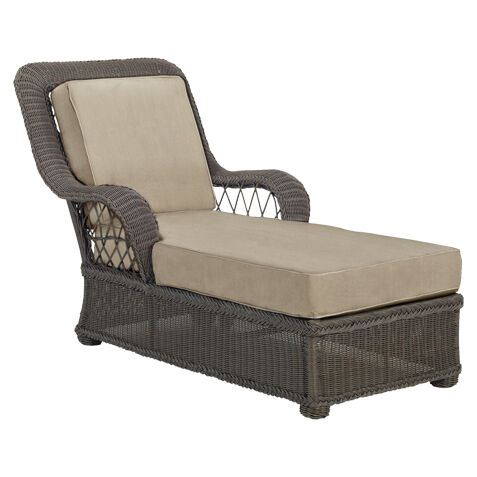 Lakehouse Chaise   large  sc 1 st  Ethan Allen : ethan allen chaise lounge - Sectionals, Sofas & Couches