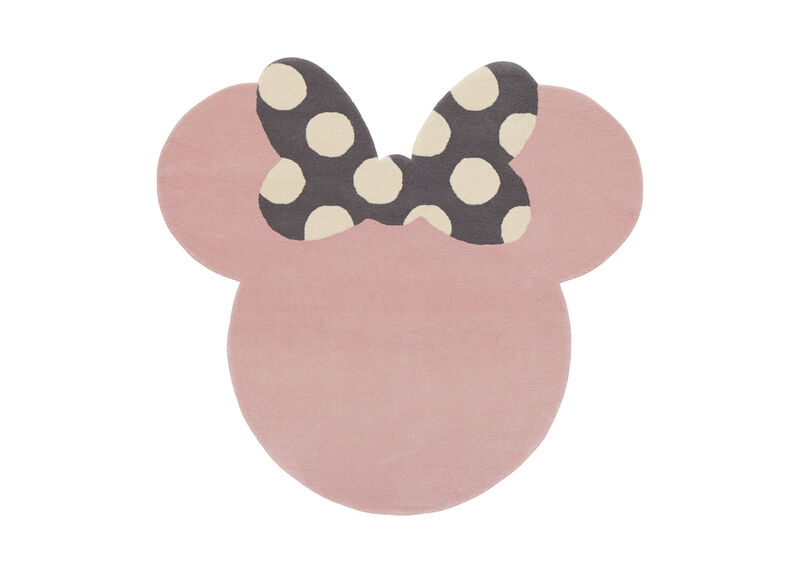 I See Minnie Mouse Rug | Rugs | Ethan Allen