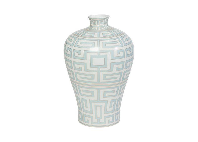Blue Athena Jar