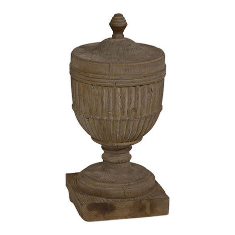 Century Wood Finial ,  , large