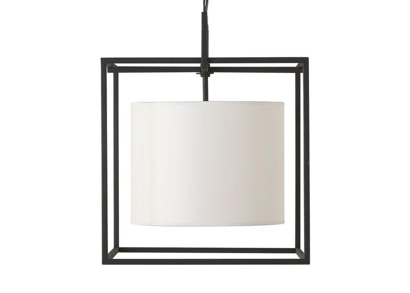 Modern Cage Chandelier