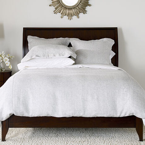 Stillwell Herringbone Duvet Cover and Shams ,  , large