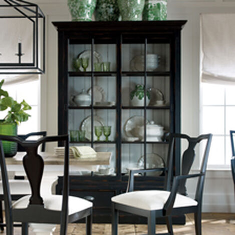 Shop Dining Room Storage & Display Cabinets | Ethan Allen | Ethan Allen
