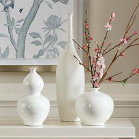 Issa White Vase ,  , hover_image