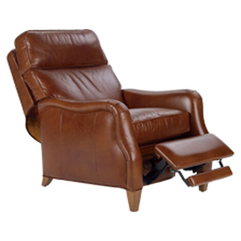 product premium free madison home top brown garden chair leather recliner grain italian chairs