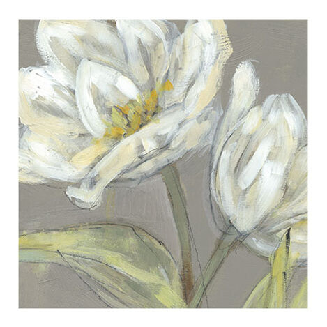 Tulip on Gray Product Tile Image 1130487
