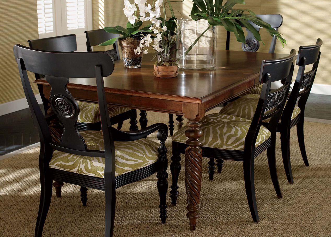 Livingston Dining Table 8