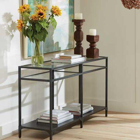 Dalton Metal Console Table Product Tile Hover Image 128037   11D