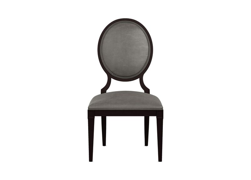 Lindsay Leather Side Chair