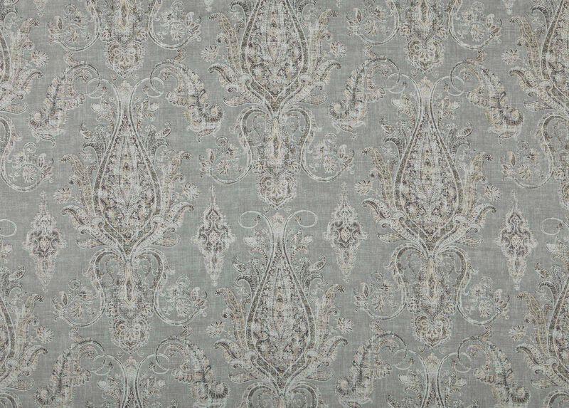 Lanzini Smoke Fabric