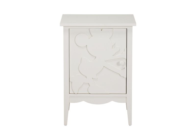 Minnie Mouse Shadow Cabinets