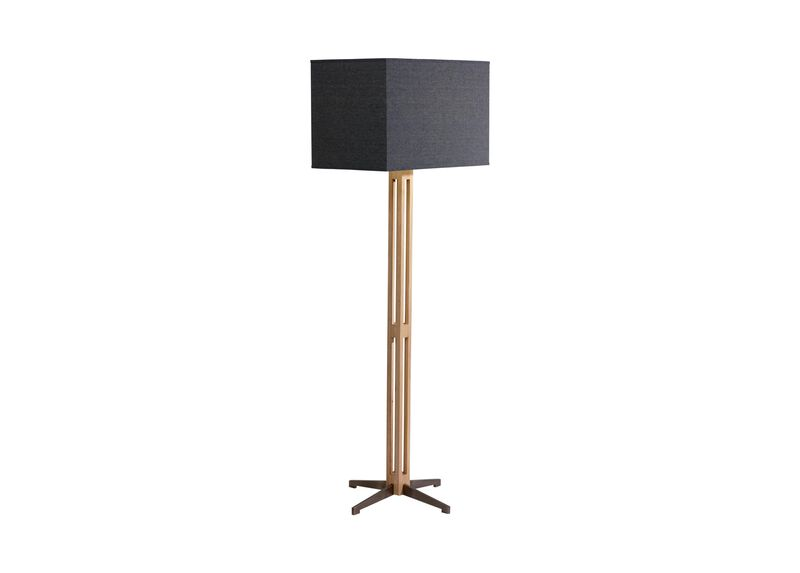 Conductor Floor Lamp