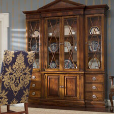 Quick Ship. Wooster China Cabinet